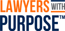 Lawyers With Purpose logo