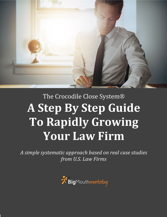 A Step By Step Guide To Rapidly Growing Your Law Firm
